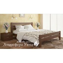 """Двуспальная кровать """"Селена Люкс"""""""