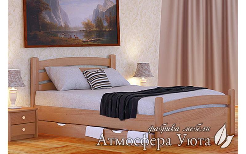 """Деревянная кровать """"Номи Люкс"""""""