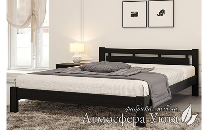 """Деревянная кровать """"ТЕА"""""""